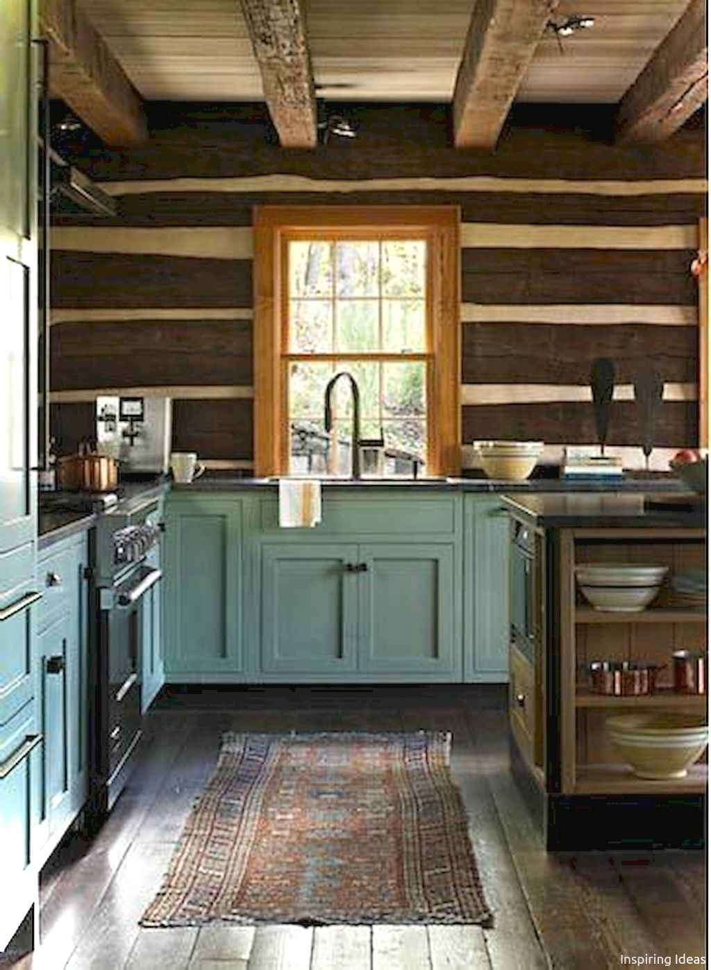 50 Rustic Cottage Kitchen Cabinets Ideas Lovelyving