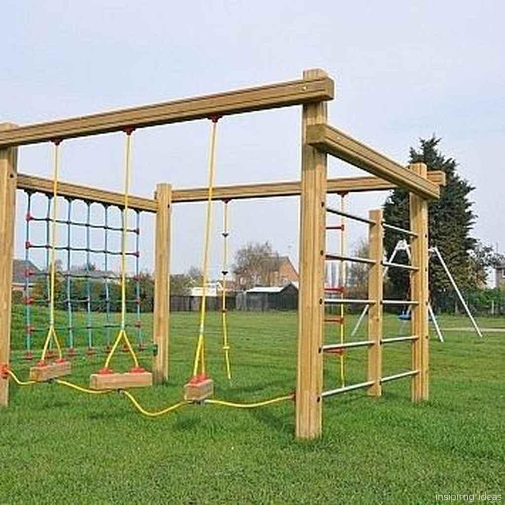 16 Backyard Playground Design Ideas - Lovelyving