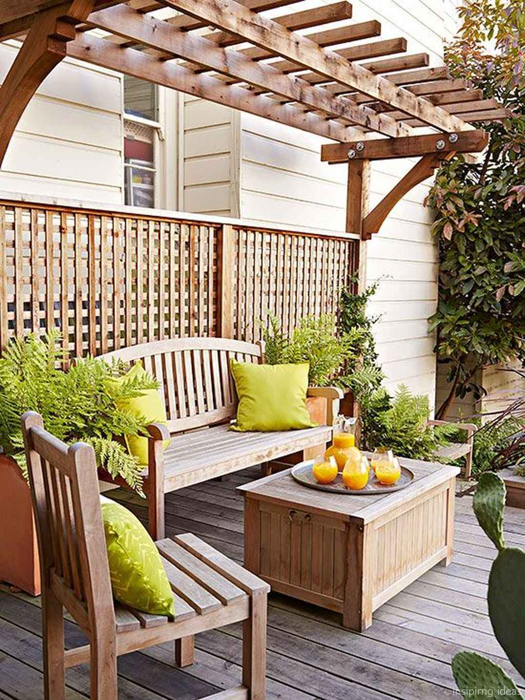Fabulous Patio Ideas with Pergola 77