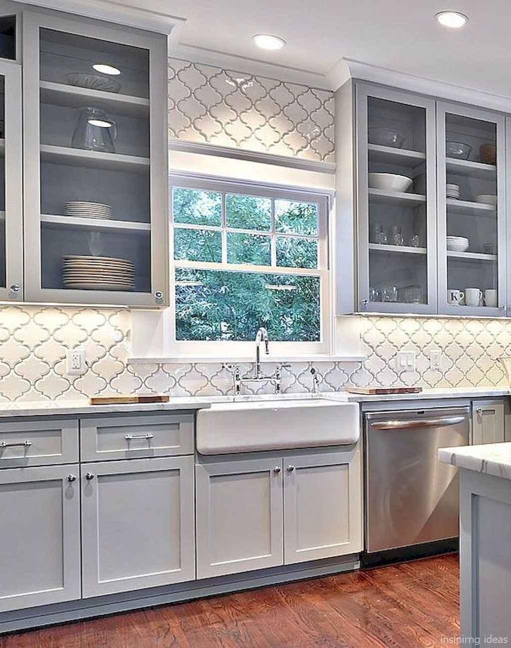 Modern Farmhouse Kitchen Backsplash Design Ideas 19 Lovelyving