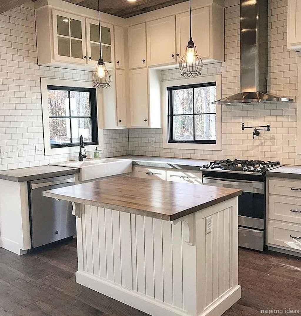 57 Modern Farmhouse Kitchen Remodel Ideas Lovelyving