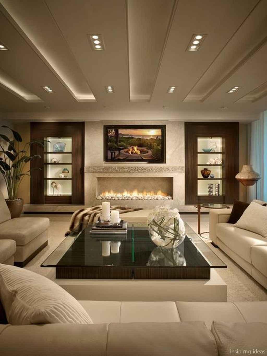 85 Modern Living Room Decor Ideas - Lovelyving
